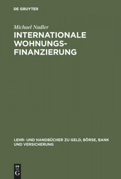 Internationale Wohnungsfinanzierung