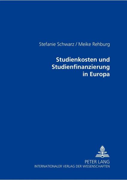 Studienkosten und Studienfinanzierung in Europa