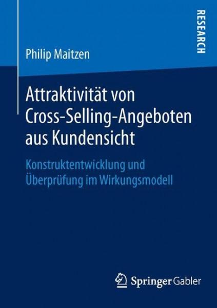 Attraktivität von Cross-Selling-Angeboten aus Kundensicht