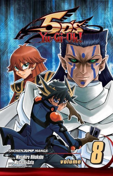 Yu-Gi-Oh! 5D's, Vol. 8