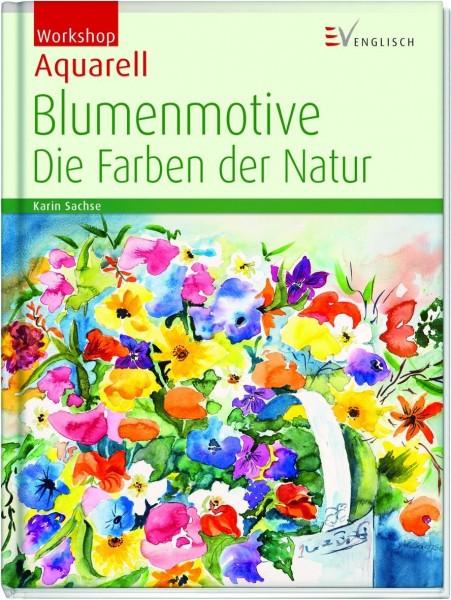 Workshop Aquarell - Blumenmotive