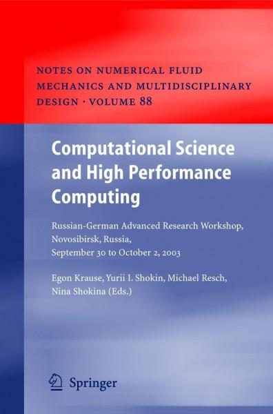 Computational Science and High Performance Computing