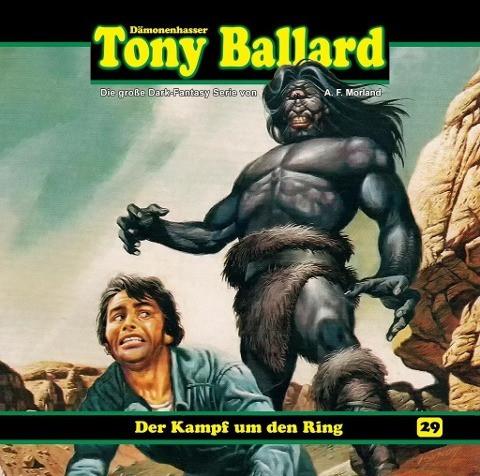 Tony Ballard 29: Der Kampf um den Ring