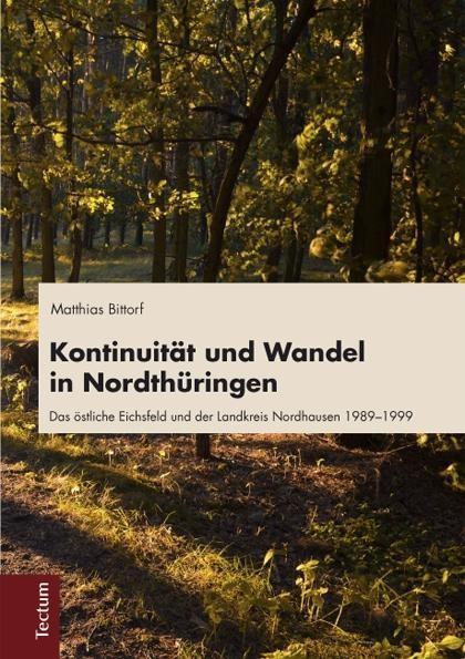 Kontinuität und Wandel in Nordthüringen