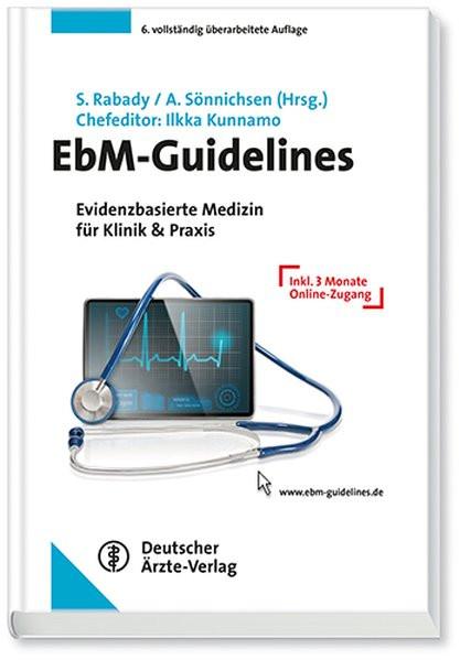EbM-Guidelines: Evidenzbasierte Medizin für Klinik & Praxis