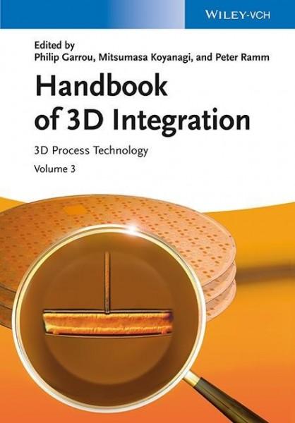 Handbook of 3D Integration
