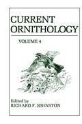 Current Ornithology, Volume 4