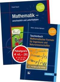 Starterpaket: Paech, Mathematik - anschaulich und unterhaltsam 2.A. / Bartsch, Taschenbuch mathemati