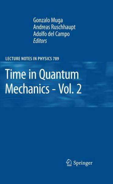 Time in Quantum Mechanics 2