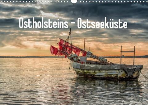 Ostholsteins Ostseeküste (Wandkalender 2020 DIN A3 quer)