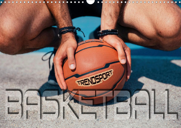 Trendsport Basketball (Wandkalender 2020 DIN A3 quer)