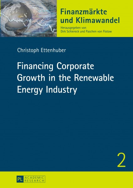 Financing Corporate Growth in the Renewable Energy Industry