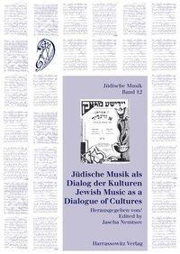 Jüdische Musik als Dialog der Kulturen / Jewish Music as a Dialogue of Cultures