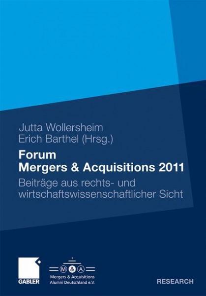 Forum Mergers & Acquisitions 2011