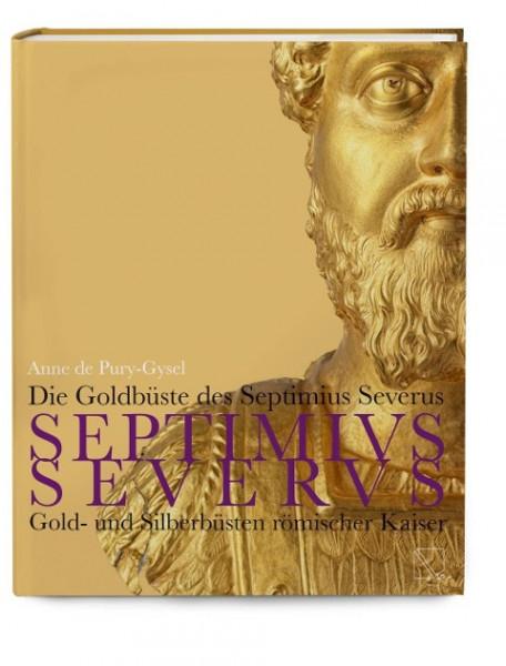 Die Goldbüste des Septimius Severus