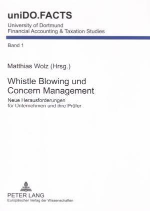 Whistle Blowing und Concern Management