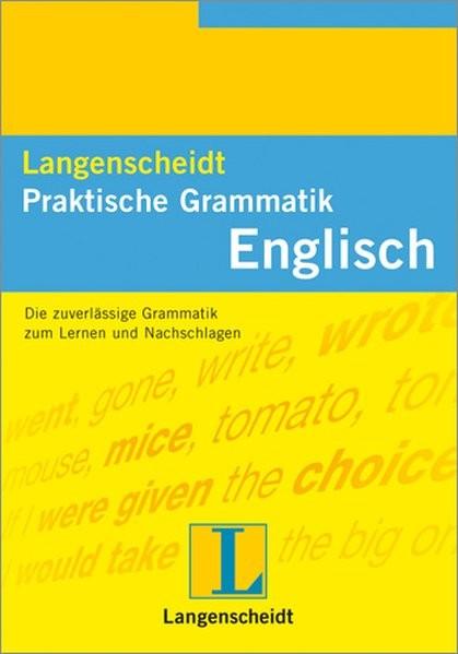 Langenscheidts Praktische Grammatik, Englisch