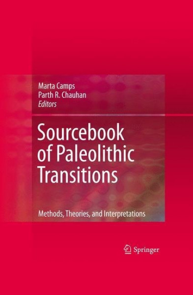 Sourcebook of Paleolithic Transitions