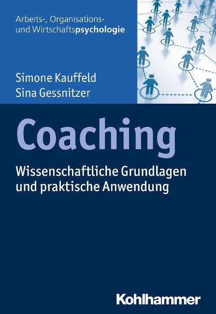 Coaching - Kauffeld, Simone