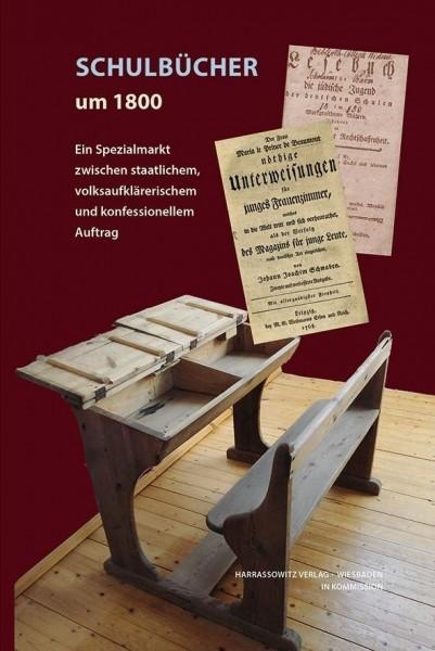 Schulbücher um 1800