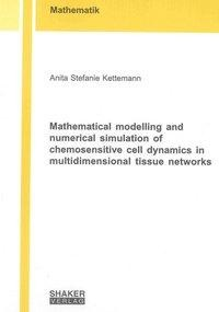 Mathematical modelling and numerical simulation of chemosensitive cell dynamics in multidimensional