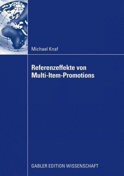 Referenzeffekte von Multi-Item-Promotions