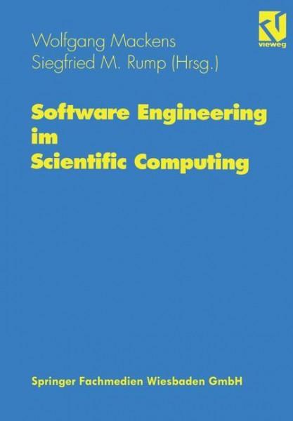 Software Engineering im Scientific Computing