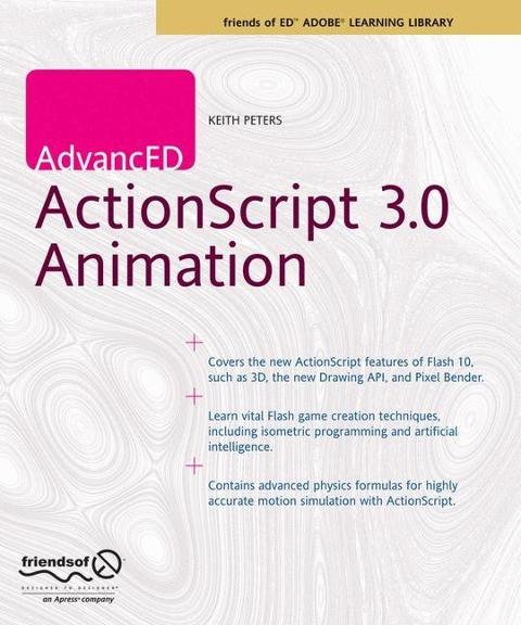 AdvancED ActionScript 3.0 Animation