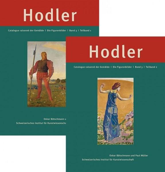 Ferdinand Hodler 03: Catalogue raisonné der Gemälde