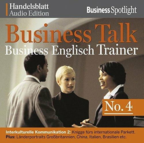Business Talk Englisch Trainer 4. CD