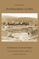 Das Dionysostheater von Athen
