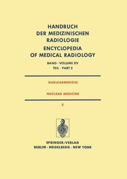 Nuklearmedizin/ Nuclear Medicine
