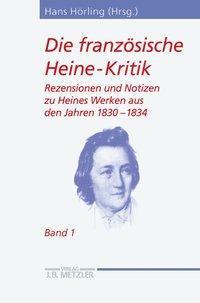 Die französische Heine-Kritik 1