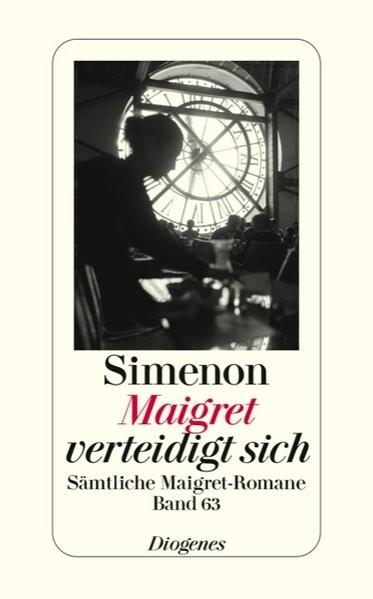 Maigret verteidigt sich: Sämtliche Maigret-Romane (detebe)