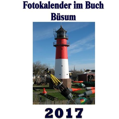 Fotokalender im Buch - Büsum 2017