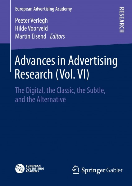 Advances in Advertising Research 06