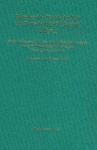 Katalog der Handschriften der Universitätsbibliothek Leipzig