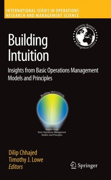 Building Intuition