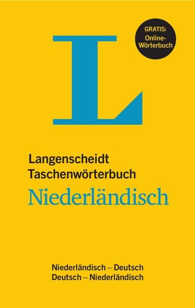 Langenscheidt Taschenwörterbuch Niederländisch - Buch mit Online-Anbindung