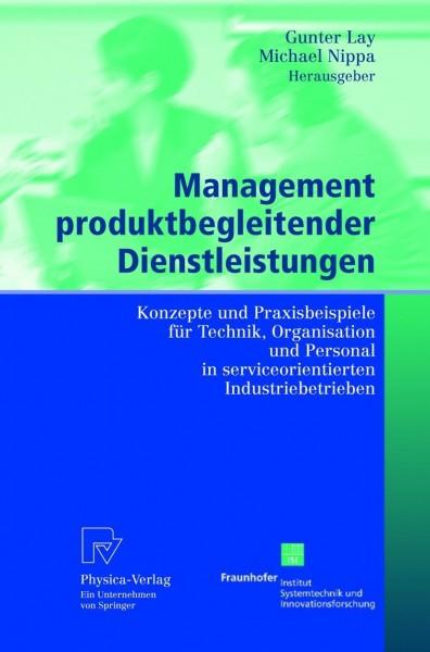 Management produktbegleitender Dienstleistungen