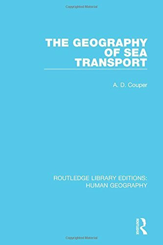 The Geography of Sea Transport