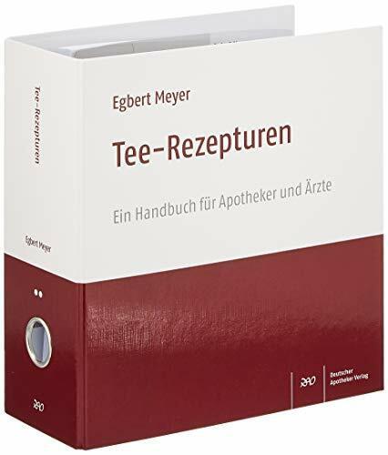 Tee-Rezepturen. 7. Ergänzungslieferung