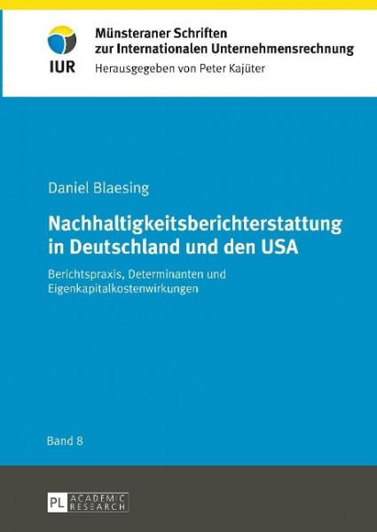 Nachhaltigkeitsberichterstattung in Deutschland und den USA