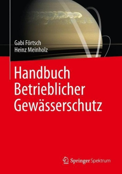 Handbuch Betrieblicher Gewässerschutz
