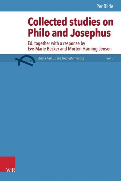 Collected studies on Philo and Josephus