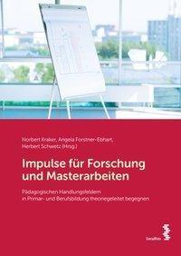 Impulse für Forschung und Masterarbeiten