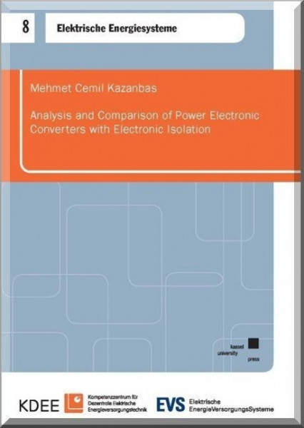 Analysis and Comparison of Power Electronic Converters with Electronic Isolation