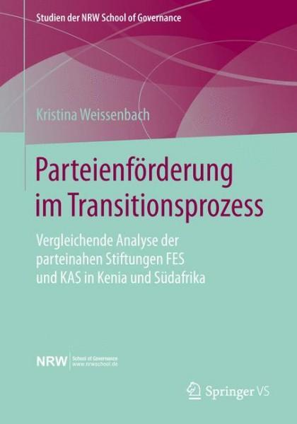 Parteienförderung im Transitionsprozess