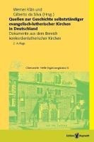 Quellen zur Geschichte selbstständiger evangelisch-lutherischer Kirchen in Deutschland