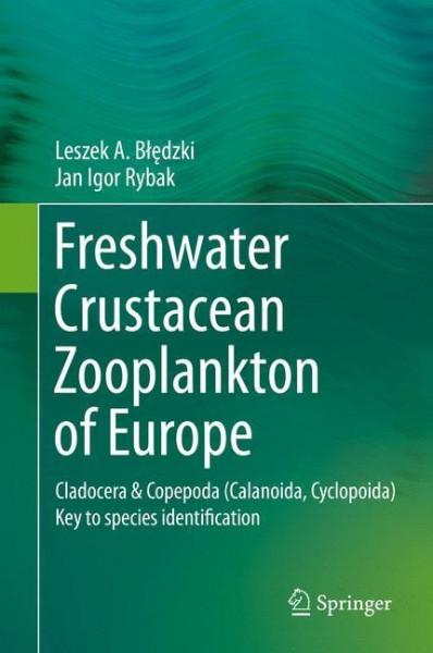 Freshwater Crustacean Zooplankton of Europe